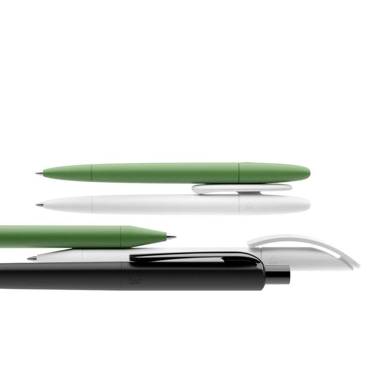 prodir sustainable regenerated pens with logo
